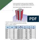 Diseño Estructural ETABS