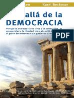 Mas Alla de La Democracia