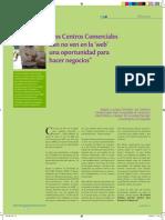 REVISTA CENTROS COMERCIALES