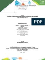 Estructura Administrativa y Legal Del Tema Ambiental Consolidado