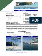 Duque Alba Muelle MSC Puerto Valencia