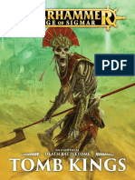 The Unofficial Tomb Kings Battletome