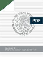CAP02 Diseño del trazo y de la sección tipo