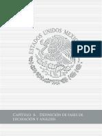 CAP06 Definición de fases de excavación y análisis
