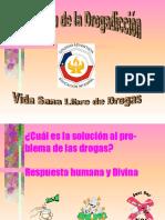 Solución Al Problema de Las Drogas