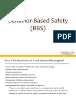 behavior based safety ppt