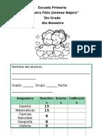 Examen5A III - Bloque 4