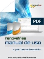 Manual Renovefre v4 Plan-De-mantenimiento-2016