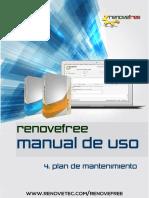 Manual Renovefre v4 Plan-De-mantenimiento-2016