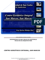 Centro Geriatrico San Marcos VER PREMISAS