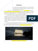 Informe Práctica Laboral Construccion