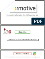 formative tutorial