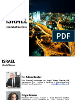 ISRAEL - Island of Success 2017