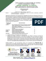 Circular No. 06 Eleccion Comite de Convivencia Laboral