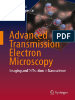 Advanced Transmission Electron Microscopy, Imaging and Diffraction in Nanoscience - 2017