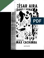 Dante y Reina - César Aira.pdf