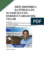 Noticias Huixquilucan Servicios Pub.