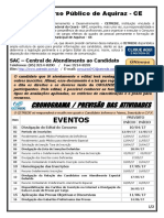 Edital Concurso Aquiraz - Concurso 042