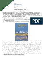 Resiliencia Nonica