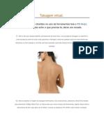 Tatuagem virtual.doc