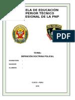 MONOGRAFIA DE DEFINICIÓN DOCTRINA POLICIAL.docx