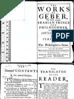 Works of Geber by Robert J Holmyrad.pdf