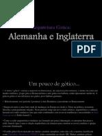 Arquitetura Gótica - Alemanha e Inglaterra.pdf