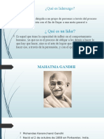 Biografia Gandhi