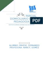 PEDAGOGÍA parcial.docx