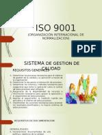 Isoorganización Internacional de Normalizacion