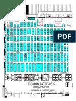 Plano Expo Manufactura 2017 30-Ene-17