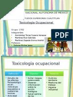 toxicologia-Laboral