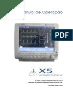 Ventilador Pulmonar IX5 - Intermed