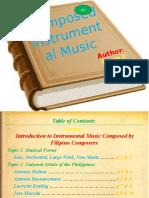 composedinstrumentalmusicgroup2-140105044536-phpapp01