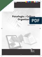 Psicologia e Cultura Organizacional