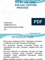 Mass Production of Lial Alloys by the Step