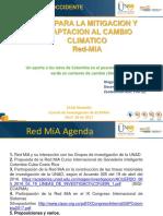 Presentacion Red MiA