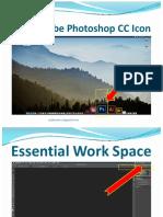 Logo Making in Adobe Photoshop CC