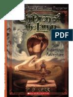 The Akhenaten Adventure (Children of the Lamp, #1) by P.B. Kerr