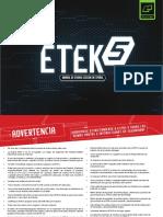 Manual ETEK5 Paintball