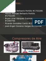 lubricacion exposicion compresores