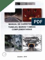 Manual de Tuneles y Obras Complementarias Aprobado RD 36