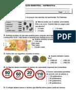 AVALIAÇÃO BIMESTRA1 matematica 2016.docx