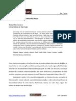 CEVASCO, Maria Elisa. Dez Lições Sobre Estudos Culturais