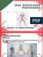 Expo Cadenas Posteriores