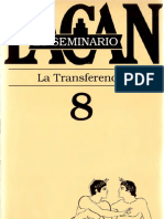 El Seminario 8. La transferencia [Jacques Lacan] (1).pdf