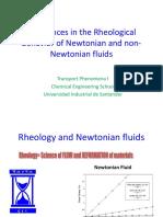 PresentacionNNewtonian Fluids Para Estudiantes