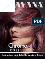 PRAVANA Color Conversion Guide