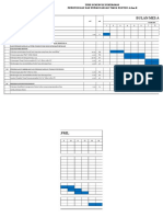 Perubahan Schedule Pek. Batam Centre