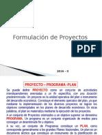 Sesiòn 05 Formulacion de Proyectos